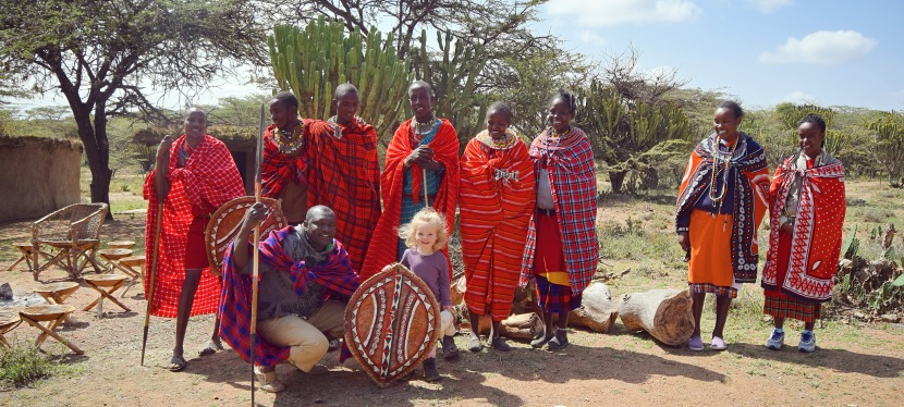 Kenya – Our Stay With A MaasaiTribe